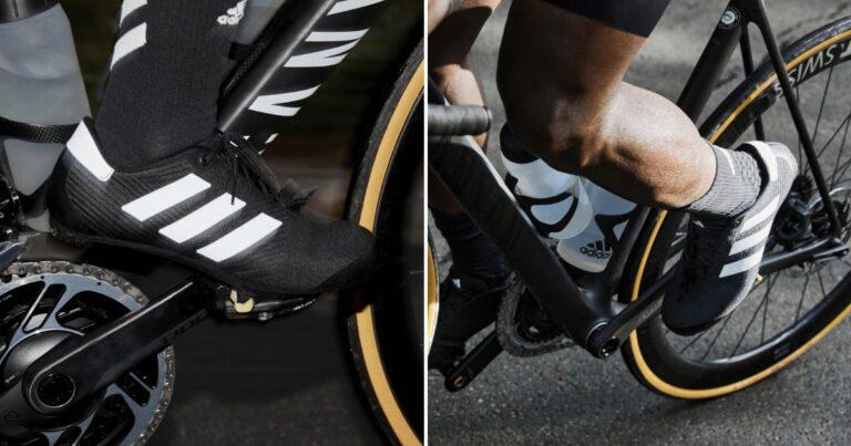 Adidas keert terug in het peloton met nieuwe fietsschoenen