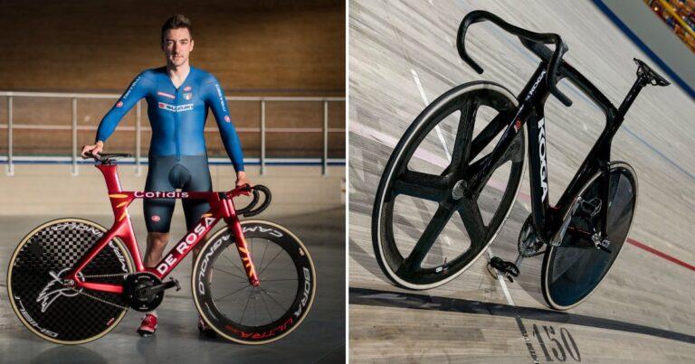 WK baanwielrennen start vandaag: de mooiste fietsen op een rij
