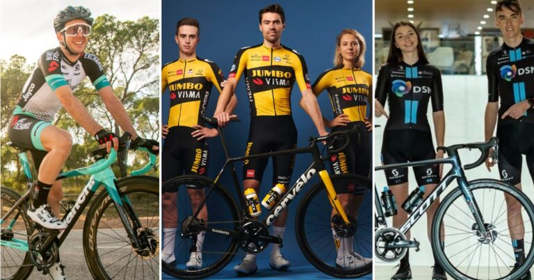 WorldTour 2021: Bianchi, Cervélo en Scott doen aan fietspartnerruil