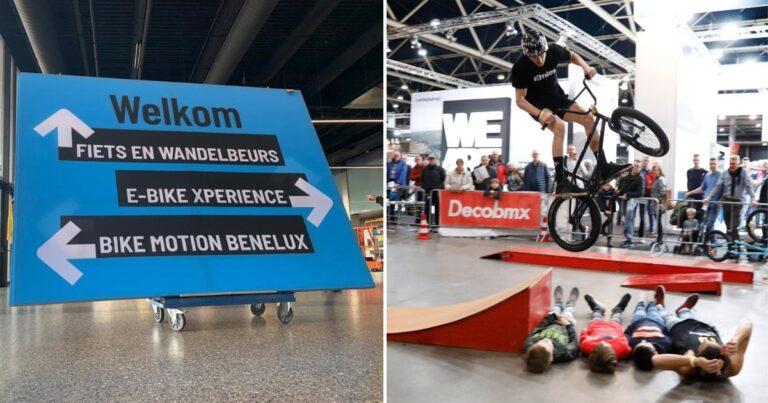 De koude kermis die Bike Motion Benelux heet