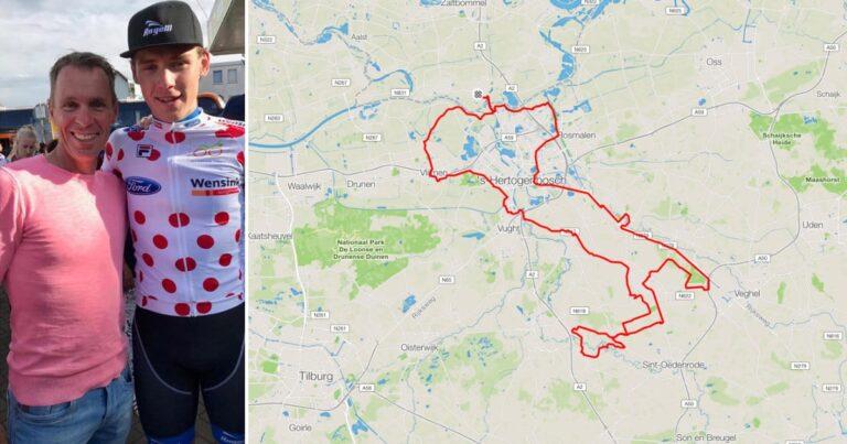 """Erik en David Dekker doen de """"Giro d'Italia"""" in een dag"""