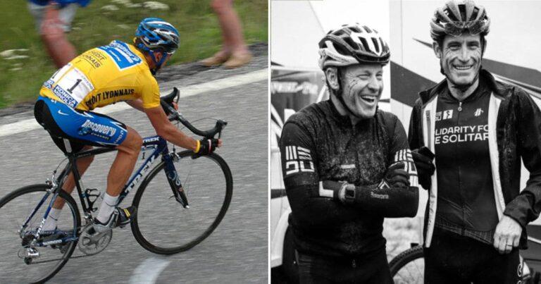 Nog 30.000 dollar liggen? Ga fietsen met Lance Armstrong.