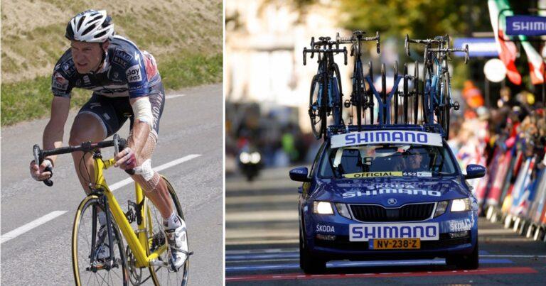 Shimano neemt neutrale Tour de France service over van Mavic