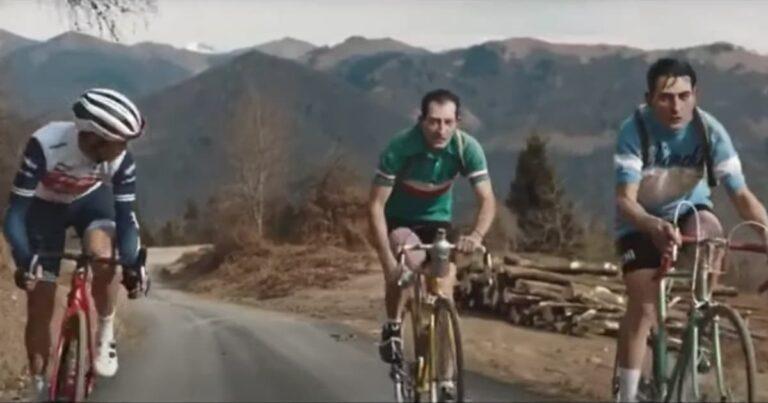 Reclamespotje voor de Giro d'Italia is legendarisch goed