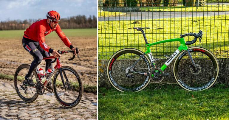 Ridley Parijs-Roubaix