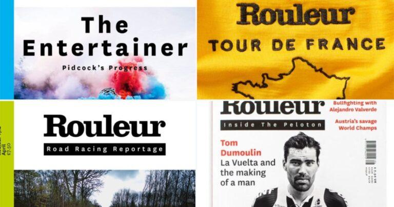 Wielertijdschrift Rouleur opent de kluis – alle oude edities gratis, online leesbaar