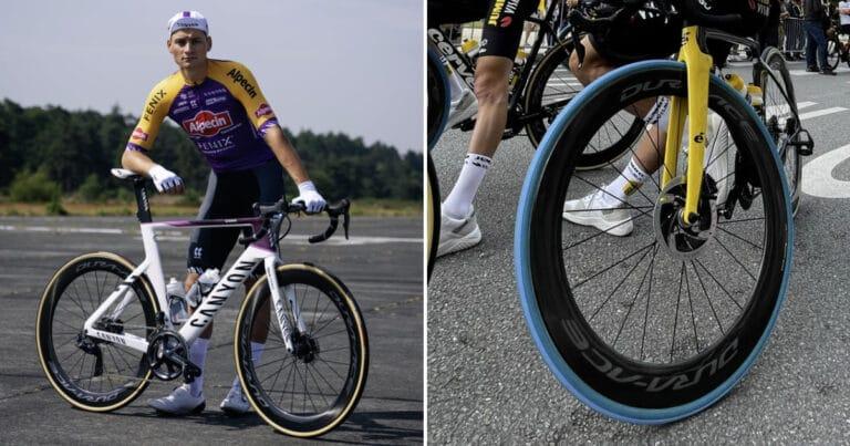 Overzicht: de fietsen van de Tour de France (2021)