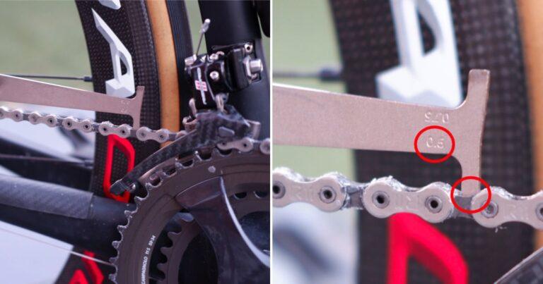 De ketting van je racefiets vervangen: wanneer moet het nou écht?